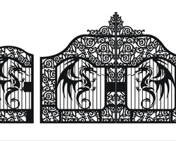 Ворота «Дракон»