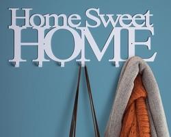 Настенная вешалка «Дом, милый дом»