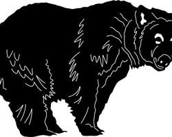 """Фигура """"Медведь"""""""