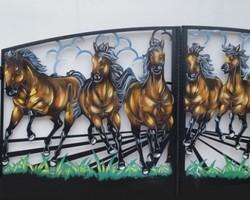Ворота «Лошади»