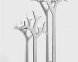 """Настенная вешалка """"Деревья"""""""