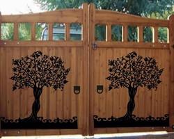 Декоративная накладка «Дерево»