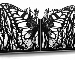 Ворота «Бабочка»
