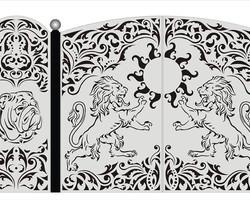 Ворота «Львы»