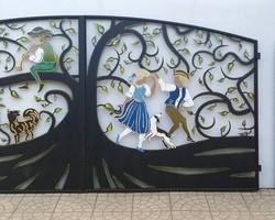Ворота «Сказка»