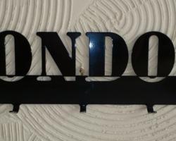 Настенная вешалка «Лондон»