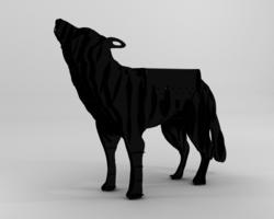 Мангал «Волк»